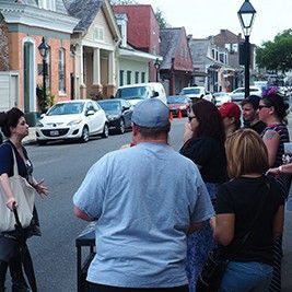 Custom walking tours New Orleans