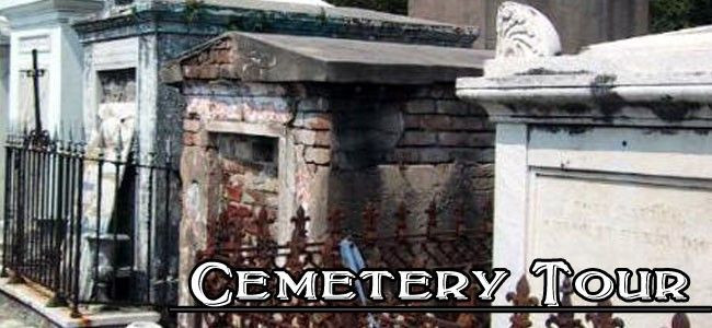 Cemetery Tours - New Orleans | French Quarter Phantoms