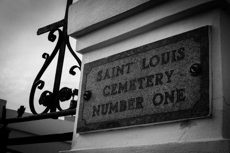 St Louis Cemetery No 1 Tour