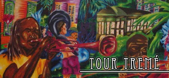 Tour of Treme in New Orleans