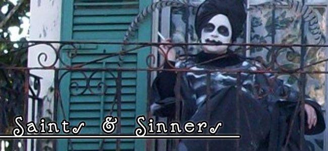 Saints and Sinners Tour in New Orleans