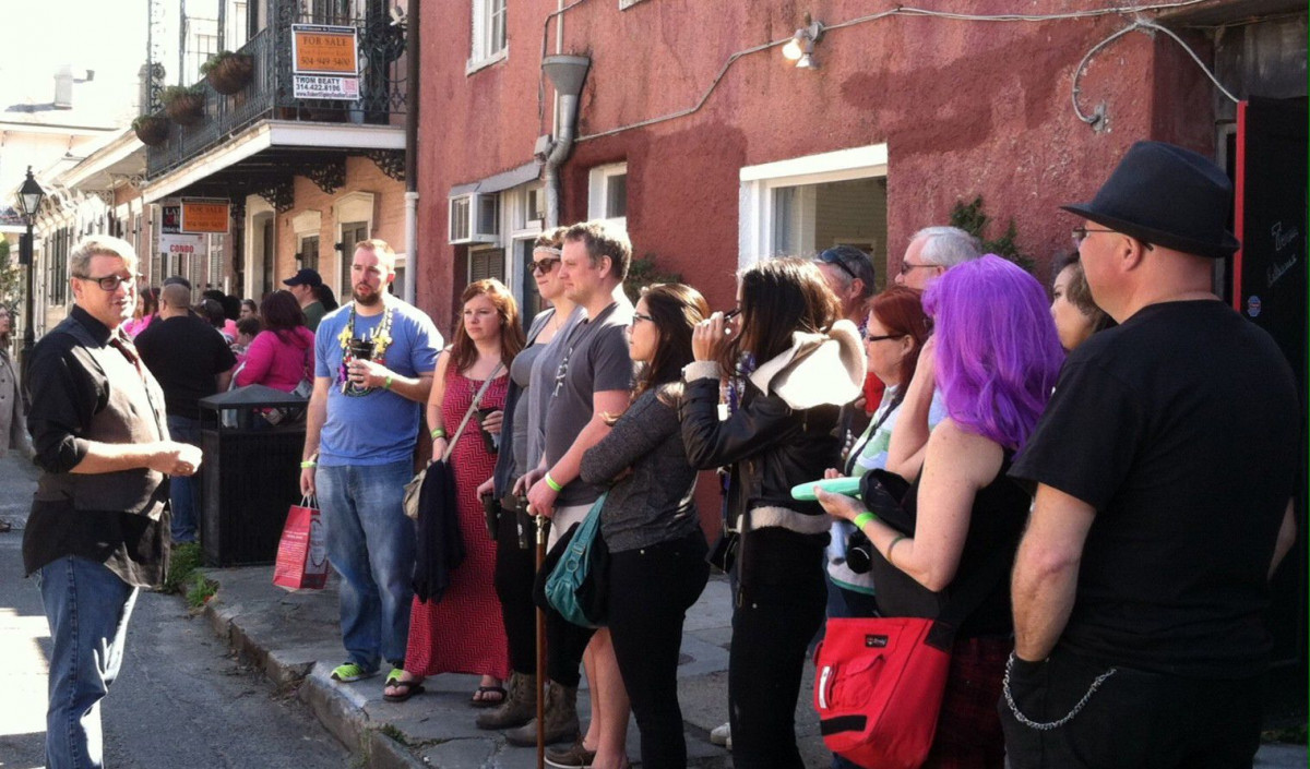 Famous New Orleans Crime Tours